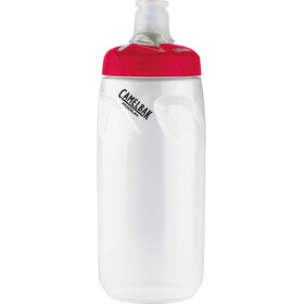 CamelBak Podium Bidon 620ml rood/wit